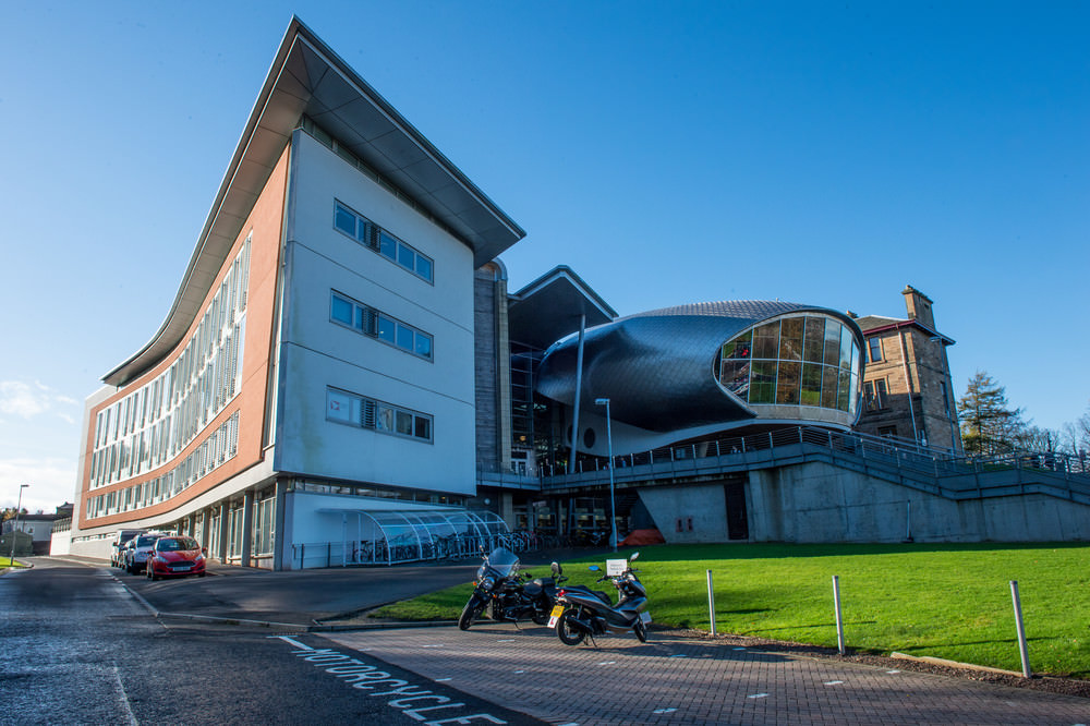 Edinburgh Napier University Get Ready